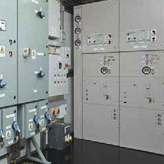 Foot Switchgear