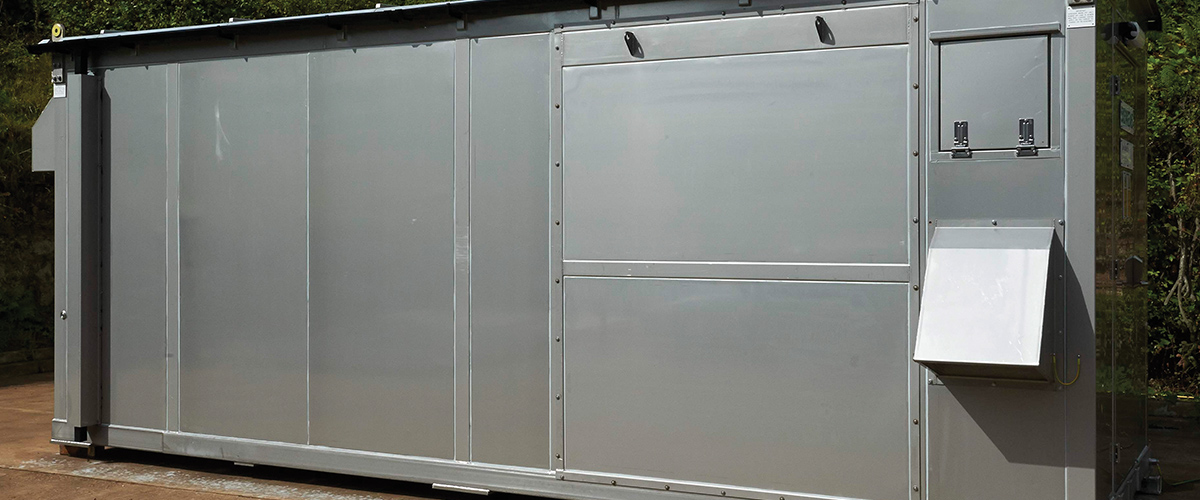 An example of a bonded panel.